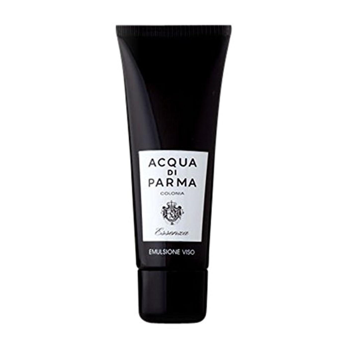告白ロースト出しますアクアディパルマコロニアEssenzaエマルジョン75ミリリットル (Acqua di Parma) (x2) - Acqua di Parma Colonia Essenza Emulsion 75ml (Pack of...