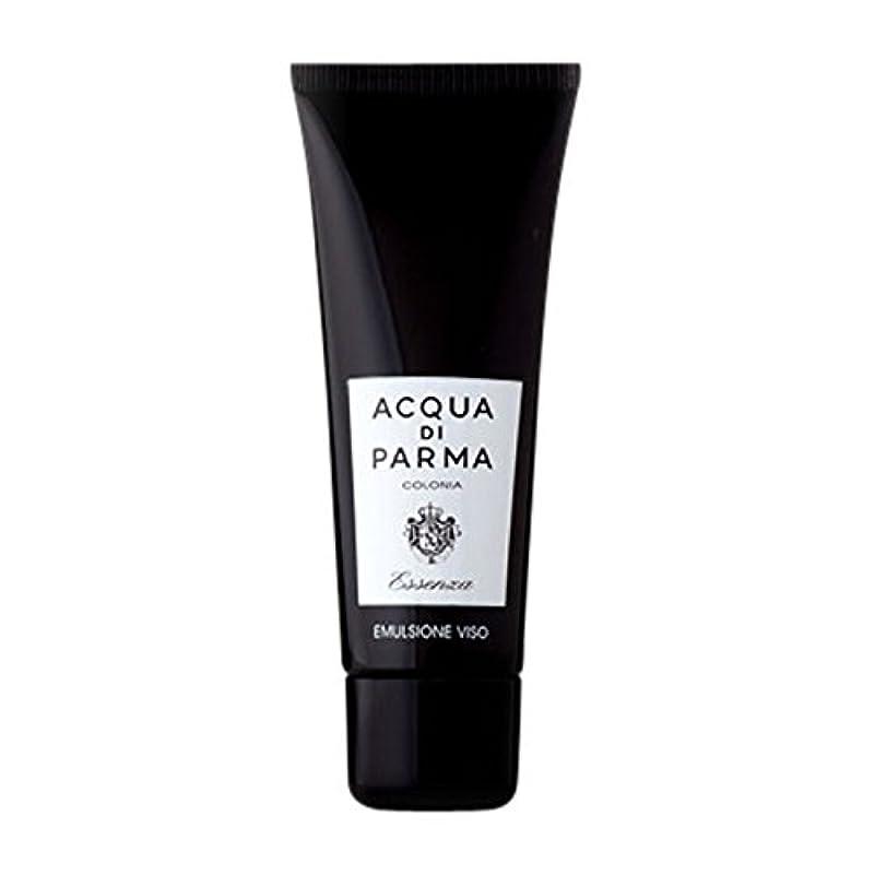 学期テクトニック一定アクアディパルマコロニアEssenzaエマルジョン75ミリリットル (Acqua di Parma) (x6) - Acqua di Parma Colonia Essenza Emulsion 75ml (Pack of...
