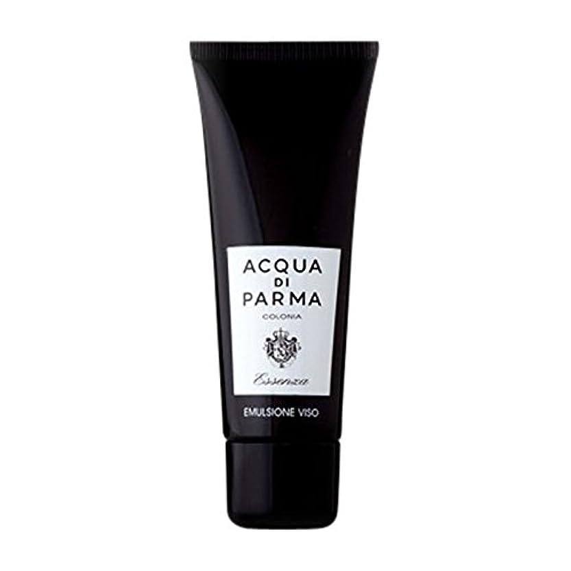 ちょうつがいクランシー手綱アクアディパルマコロニアEssenzaエマルジョン75ミリリットル (Acqua di Parma) (x2) - Acqua di Parma Colonia Essenza Emulsion 75ml (Pack of...