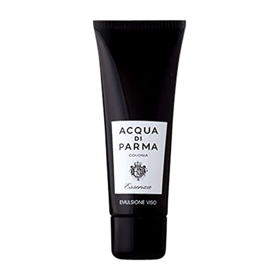 レギュラー高さ作物アクアディパルマコロニアEssenzaエマルジョン75ミリリットル (Acqua di Parma) (x6) - Acqua di Parma Colonia Essenza Emulsion 75ml (Pack of...