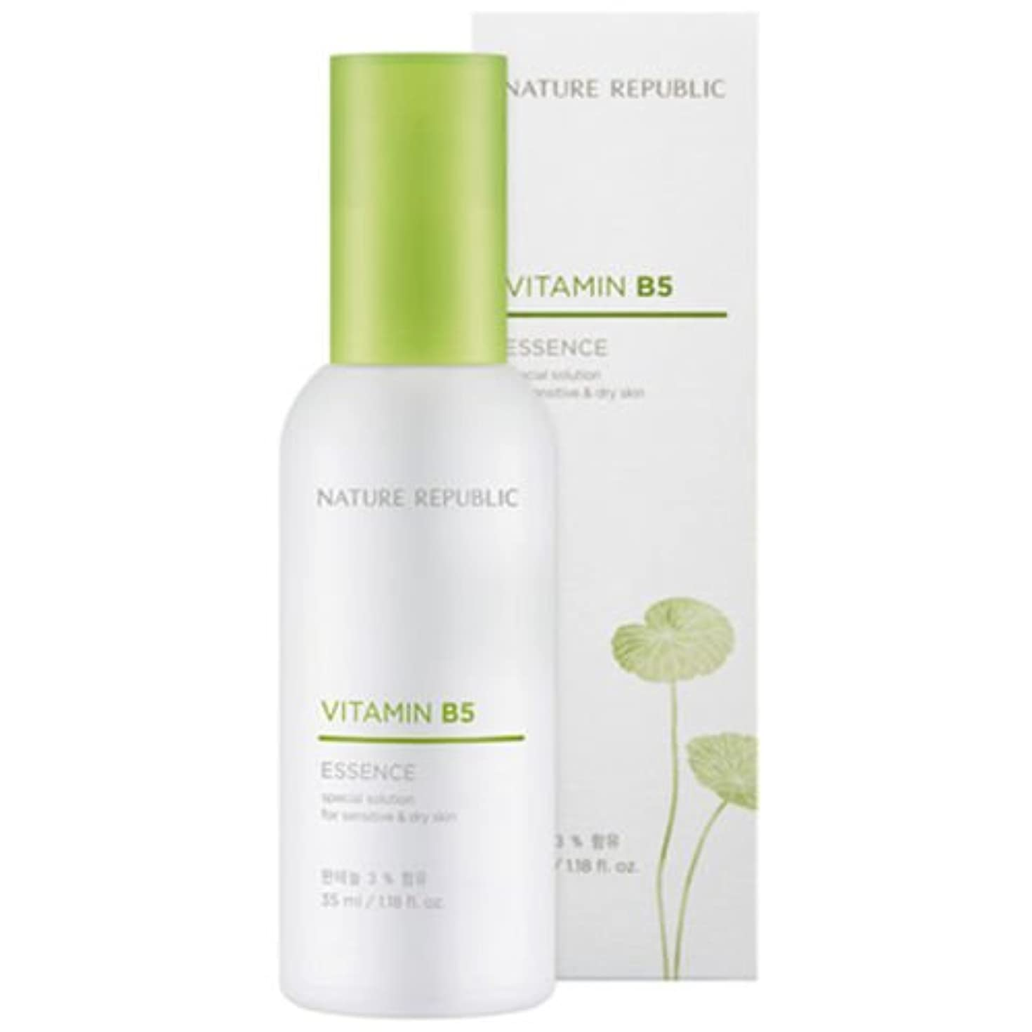 刃過度のホームレスNATURE REPUBLIC Vitamin B5 Series [並行輸入品] (Essence)