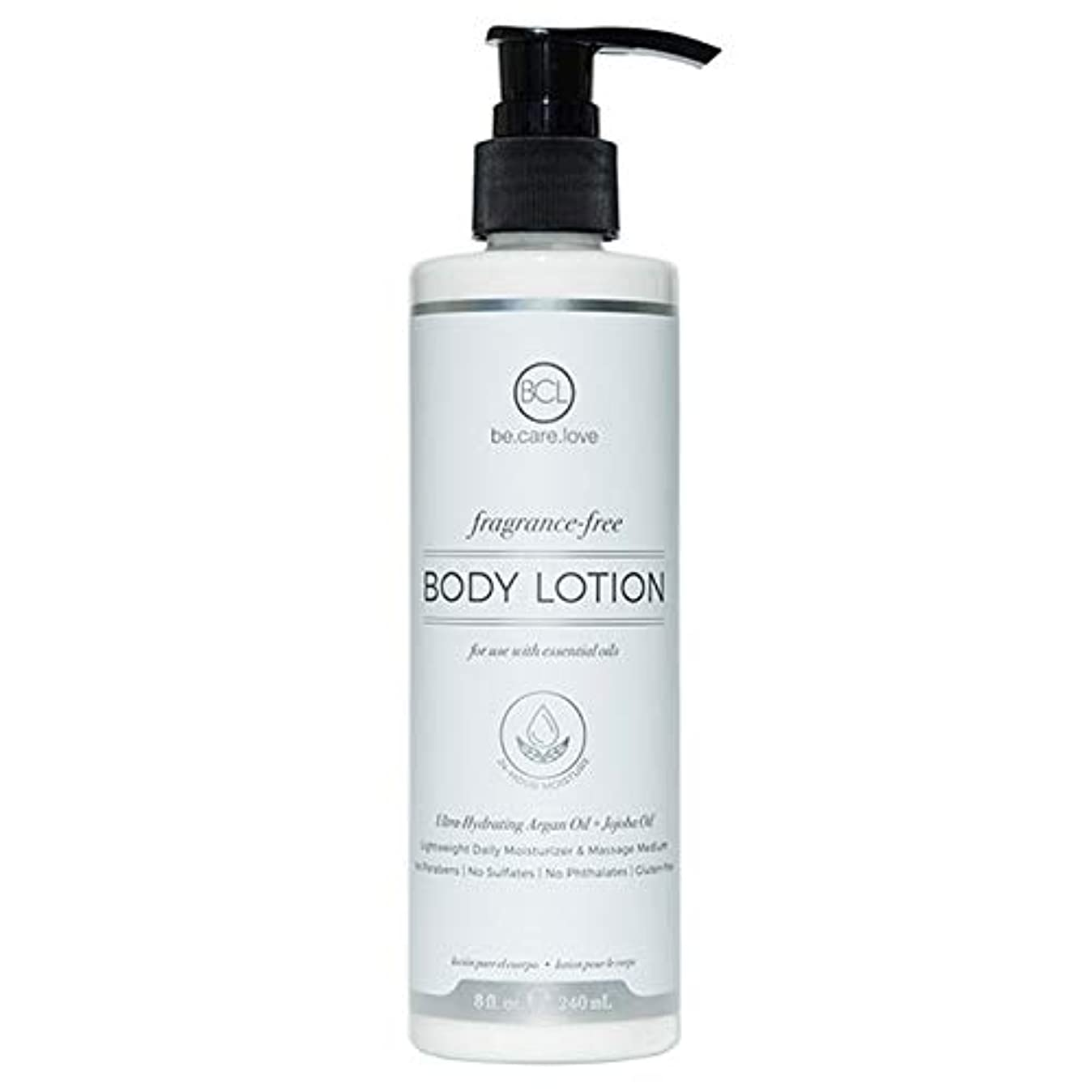 [Be Care Love Naturals ] ケア愛のナチュラルなる無香料ボディローション - Be Care Love Naturals Fragrance-Free Body Lotion [並行輸入品]
