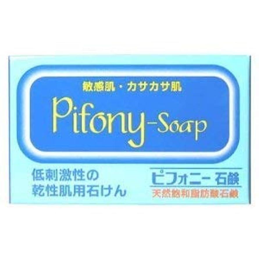 ピフォニー石鹸 100g 【10点セット】