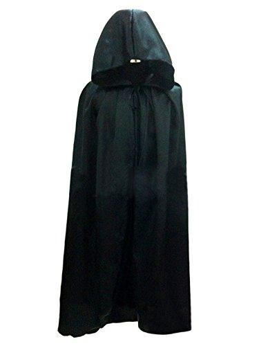 [Jp-fashion]魔女 コスプレ衣装 フード付 ハロウ...