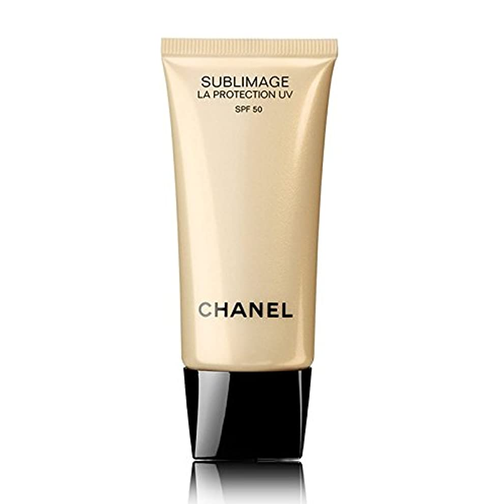香りライブグラフCHANEL シャネル サブリマージュ ラ プロテクシオンUV 50 (日焼け止め乳液) SPF50 / PA++++ 30ml