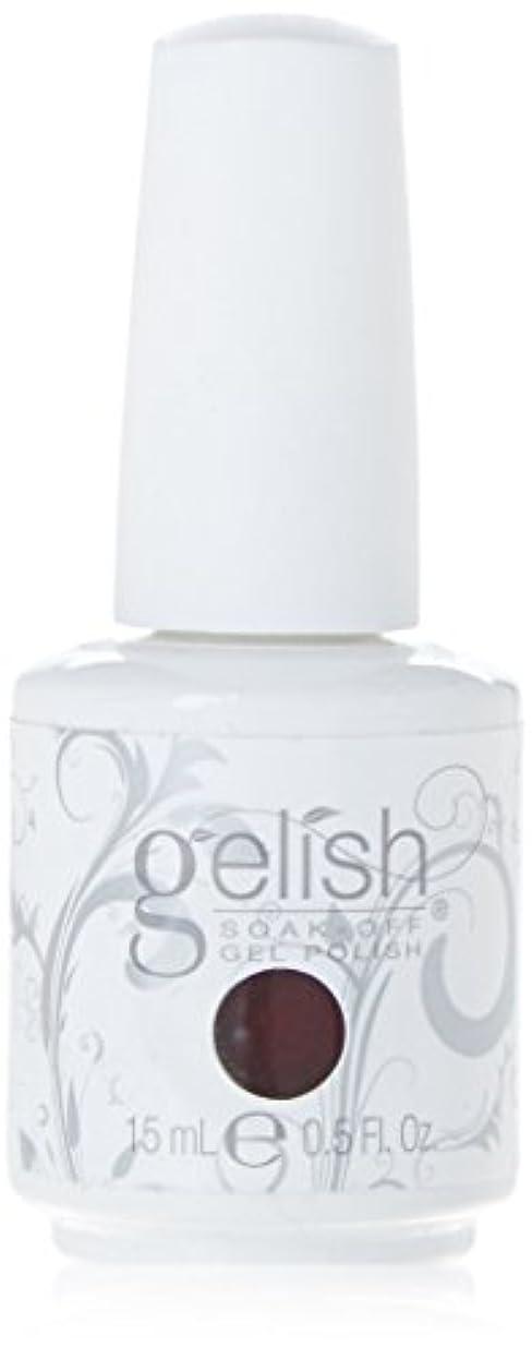 より良いセメントセンブランスHarmony Gelish Gel Polish - Berry Buttoned Up - 0.5oz / 15ml