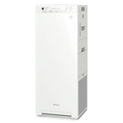 ダイキン 加湿空気清浄機 (空気清浄:~25畳/加湿:~14畳) MCK55U-W ホワイト