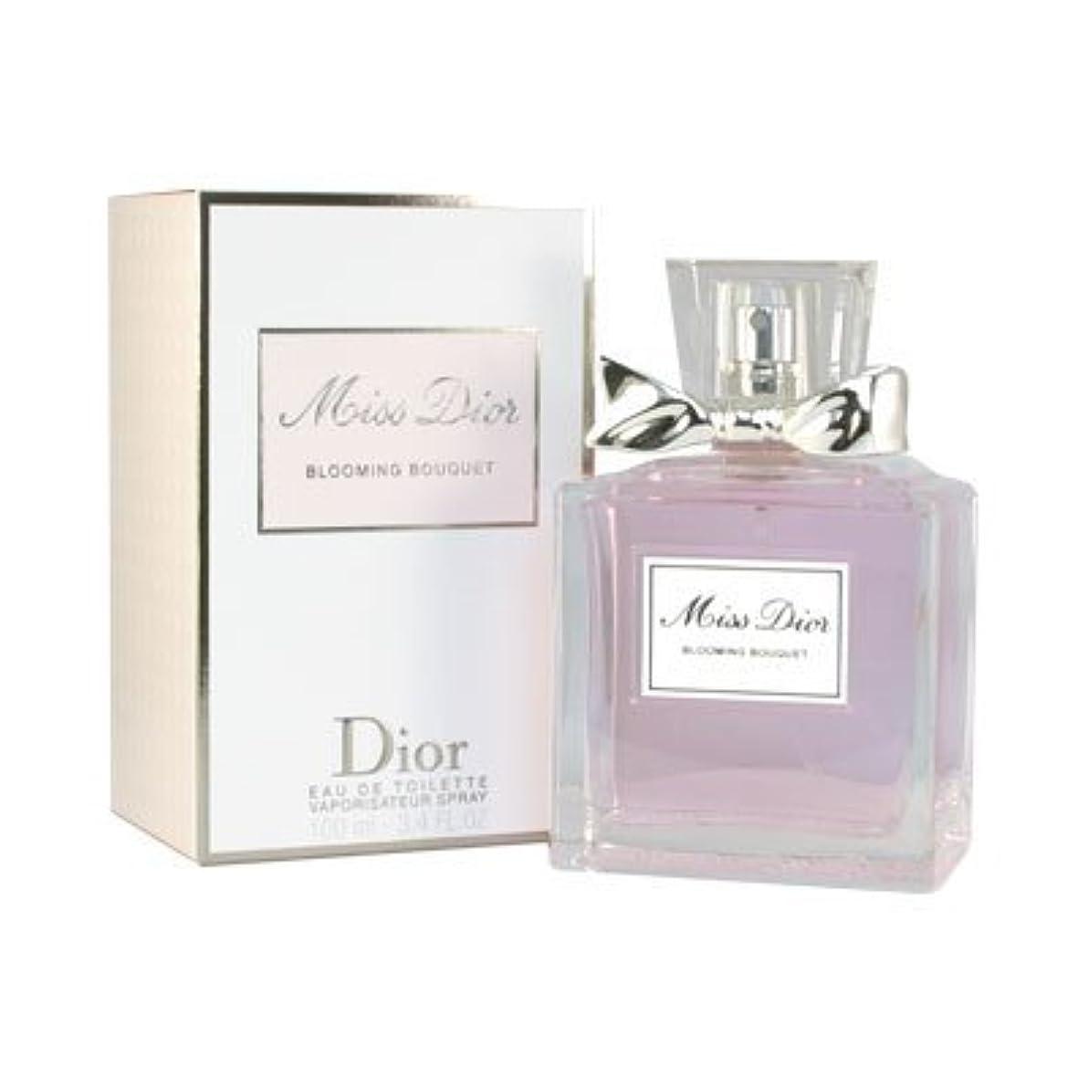 におい落ち着かないアラビア語Dior ミスディオールブルーミングブーケ EDT 100ml [871991] [並行輸入品]