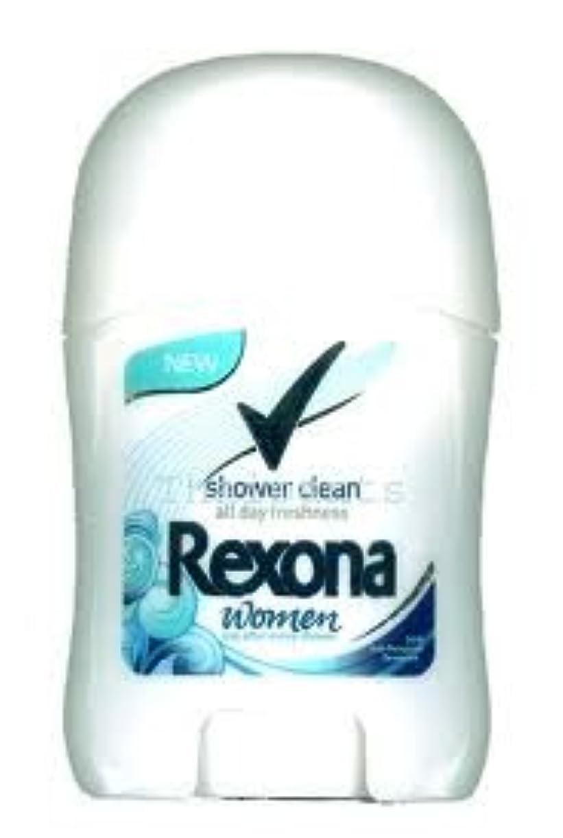 その間前提条件小道具Rexona レクソーナ シャワークリーン レソナ shower clean