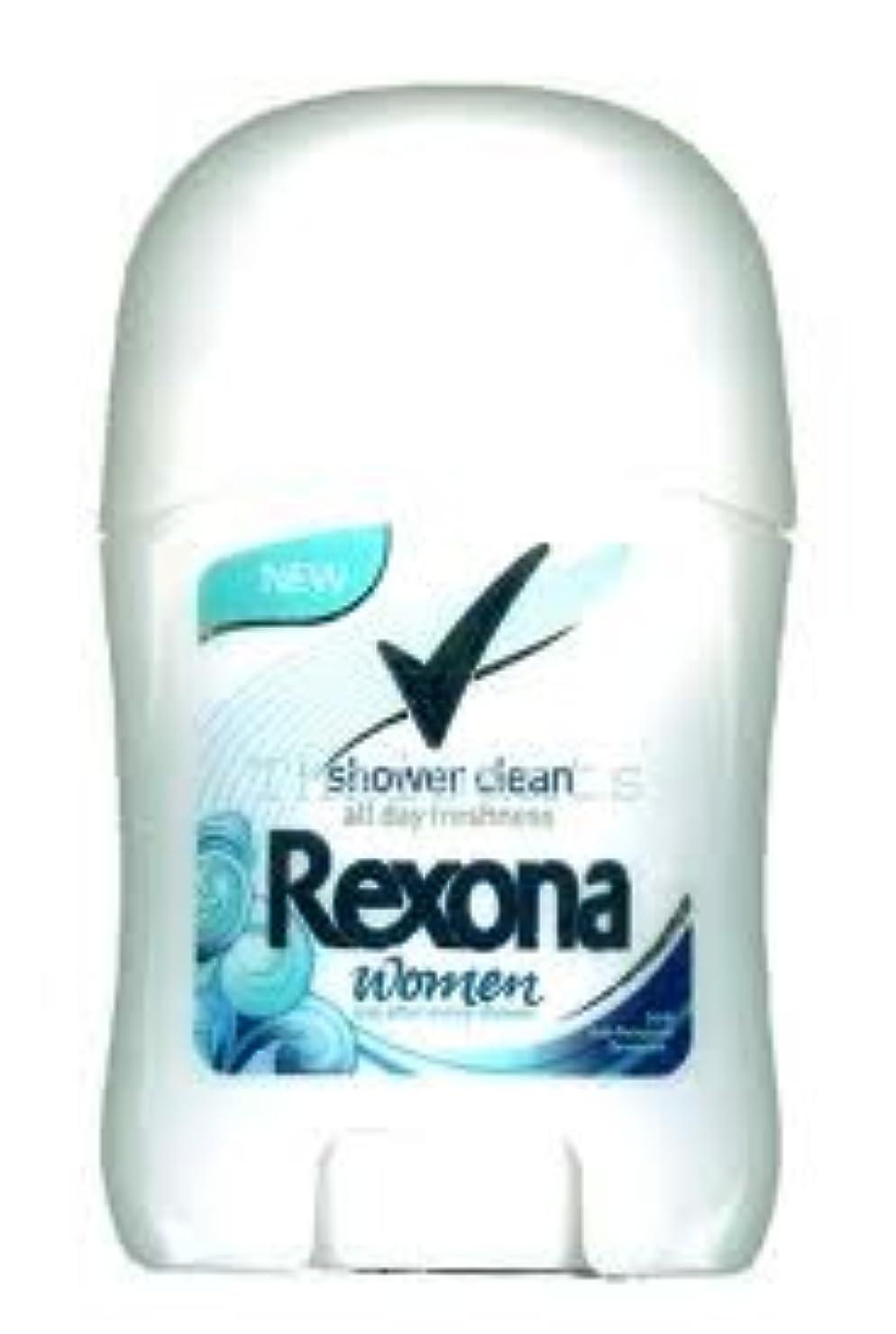 小学生クラッシュ突き刺すRexona レクソーナ シャワークリーン レソナ shower clean