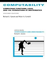 Computability With Computability and Undecidability-A Timeline: Computable Functions, Logic, and the Foundations of Mathematics : The Story of the Development of Computable Functions and the Undecidabilty of arithm