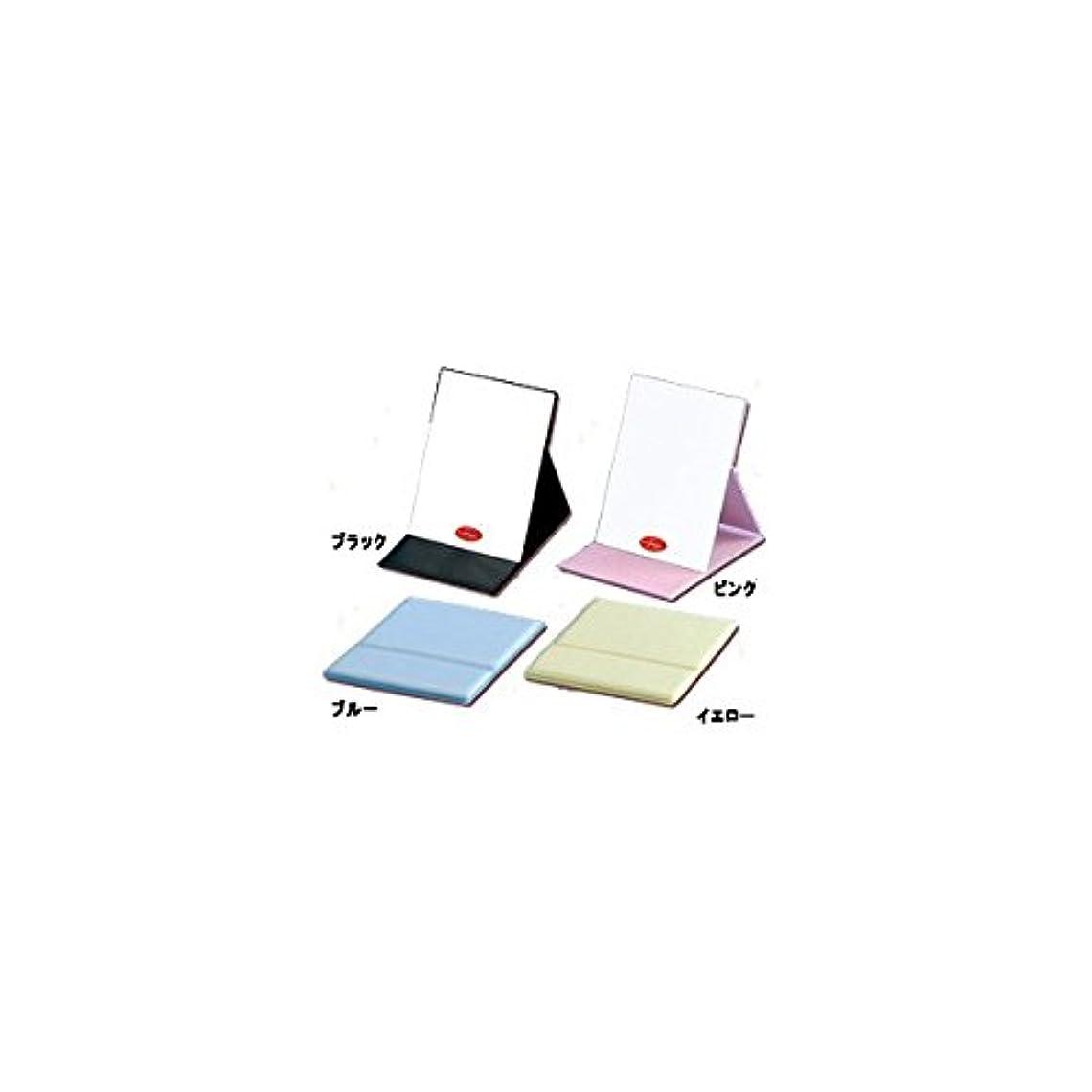 磁石満足させる治療ナピュア プロモデル カラーバージョン折立ミラー M ピンク