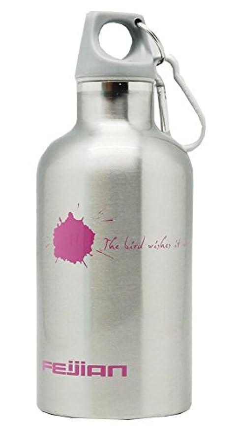 開拓者ホームれんが11.8オンスのステンレススチール製水ボトルスポーツボトル