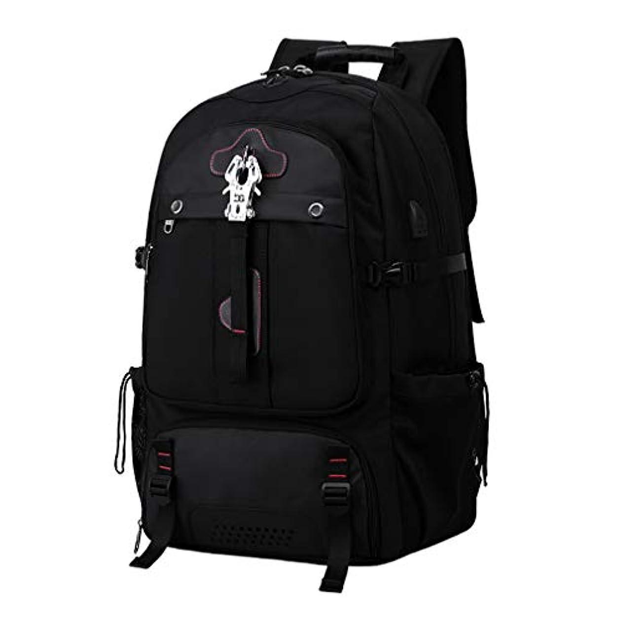 電話する後退する裏切る旅行屋外バックパックラップトップバッグ防水USB充電ポート大容量リュックサック耐久性のある耐摩耗性