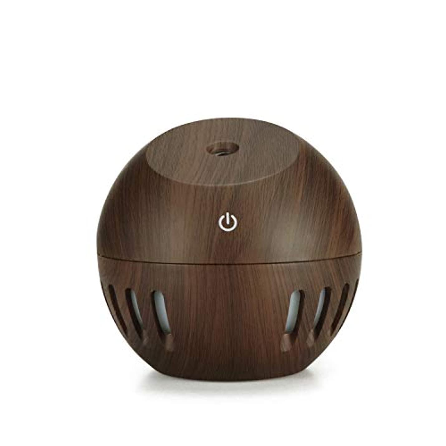 移住する再現する本質的ではない130ml Essential Oils Diffuser Electric Cool Mist Aroma Diffuser For Home, Yoga, Bedroom