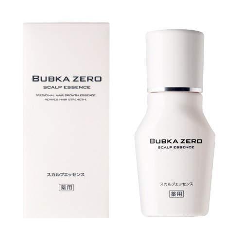 ブブカゼロ(BUBKA ZERO) 薬用育毛エッセンス