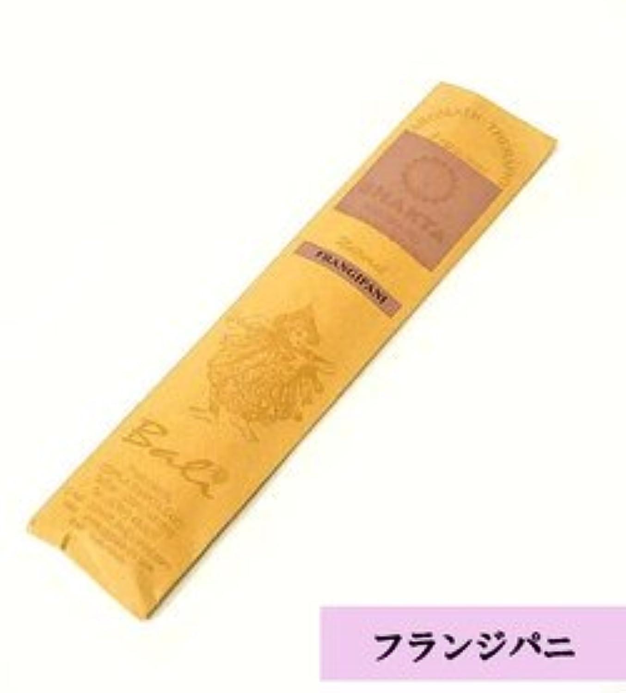 バリのお香 BHAKTA 【フランジパニ】 FRANGIPANI ロングスティック 20本入り アジアン雑貨