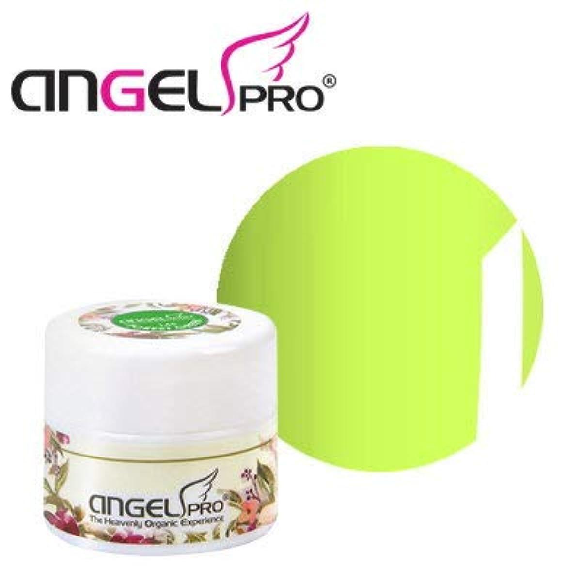 旅側溝情熱的ANGEL PRO ポットジェリー #46 LIME 4g