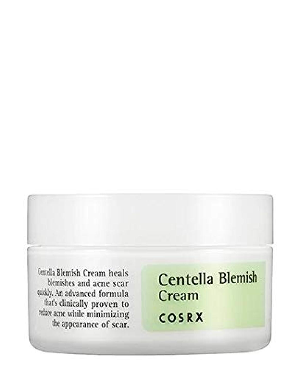 リズミカルな早熟理論COSRX Centella Blemish Cream (並行輸入品)