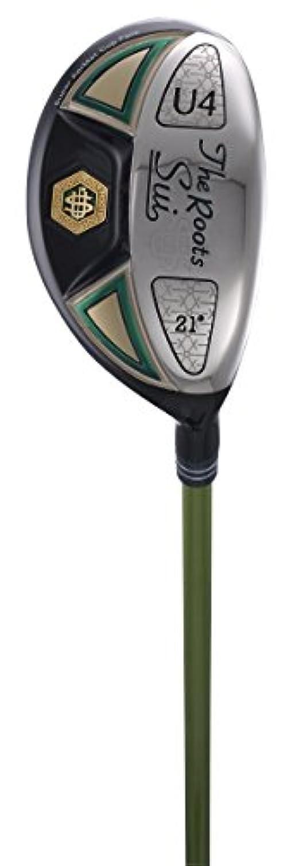 Roots Golf(ルーツゴルフ) ユーティリティ ザ?ルーツSuiユーティリティ U4 Suiシャフト レディース Sui-ut-U4-L 右利き用 番手:U4 フレックス:L