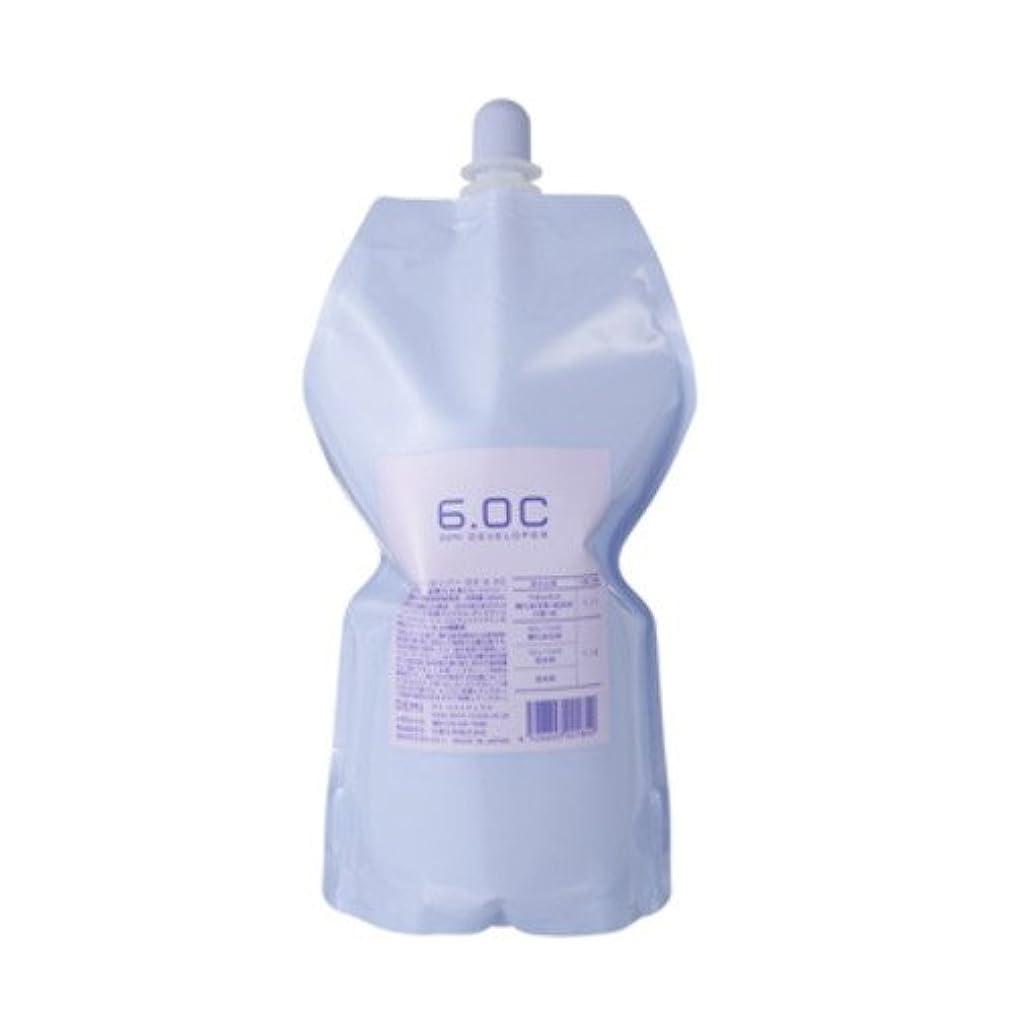 アンプ嫌い接尾辞デミ ディベロッパー オキシ 6.0%(2剤)