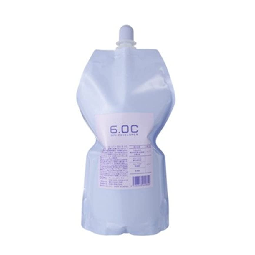 持続的弾性シェアデミ ディベロッパー オキシ 6.0%(2剤)