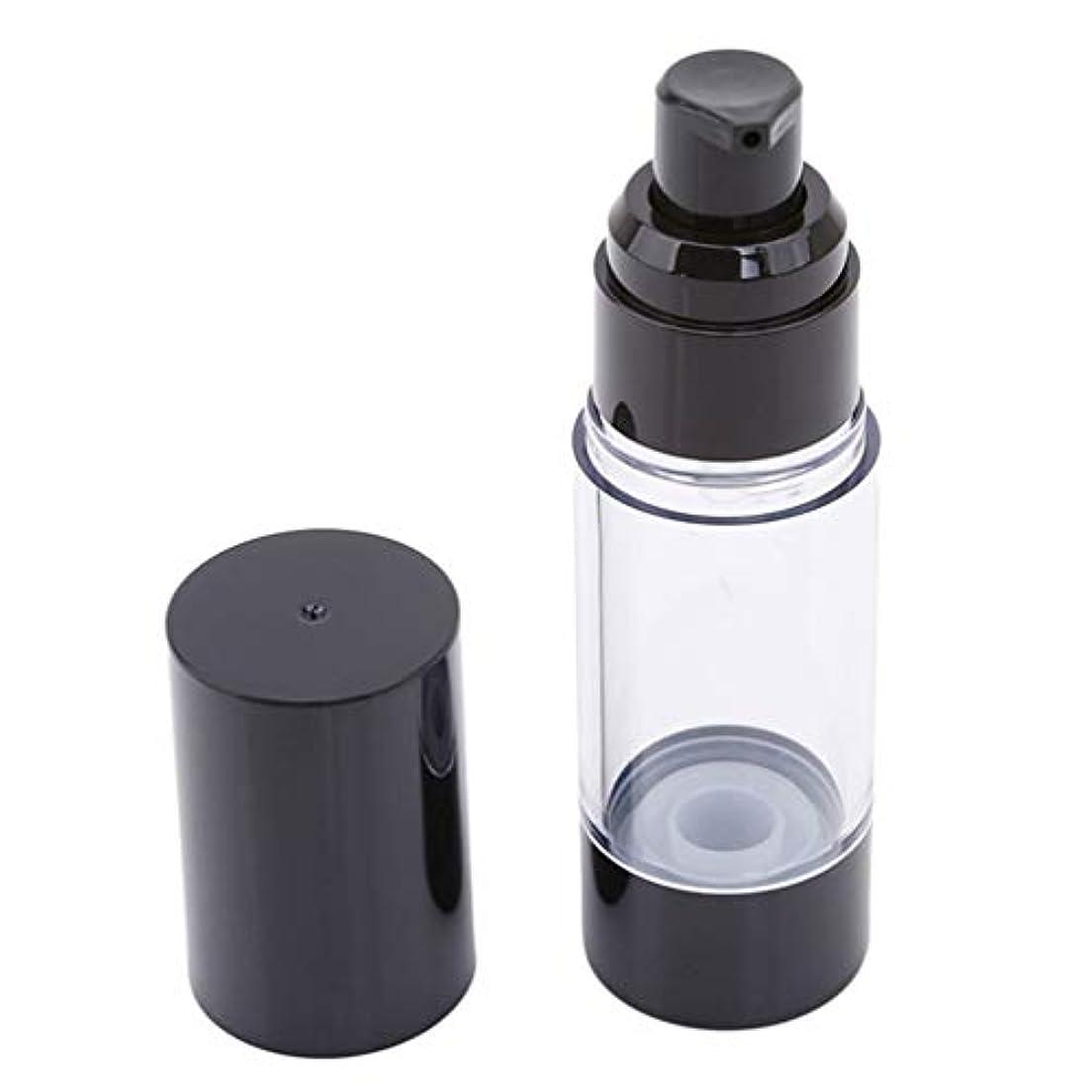 責任紛争ちょうつがいLJSLYJ 真空ポンプ化粧品ボトル旅行ポータブルBBクリームファンデーションプレスミニエマルジョンスプレー空のボトル、30ミリリットル