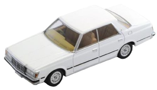 トミカリミテッド ヴィンテージ トヨタ クラウン 2000エクレール TLV-N74a [白]