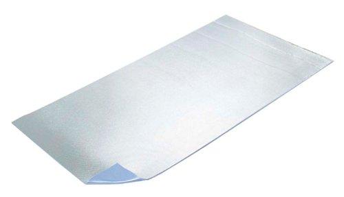 キャプテンスタッグ シルバーキャンピングマット 200×100cm M ブルー M-7123