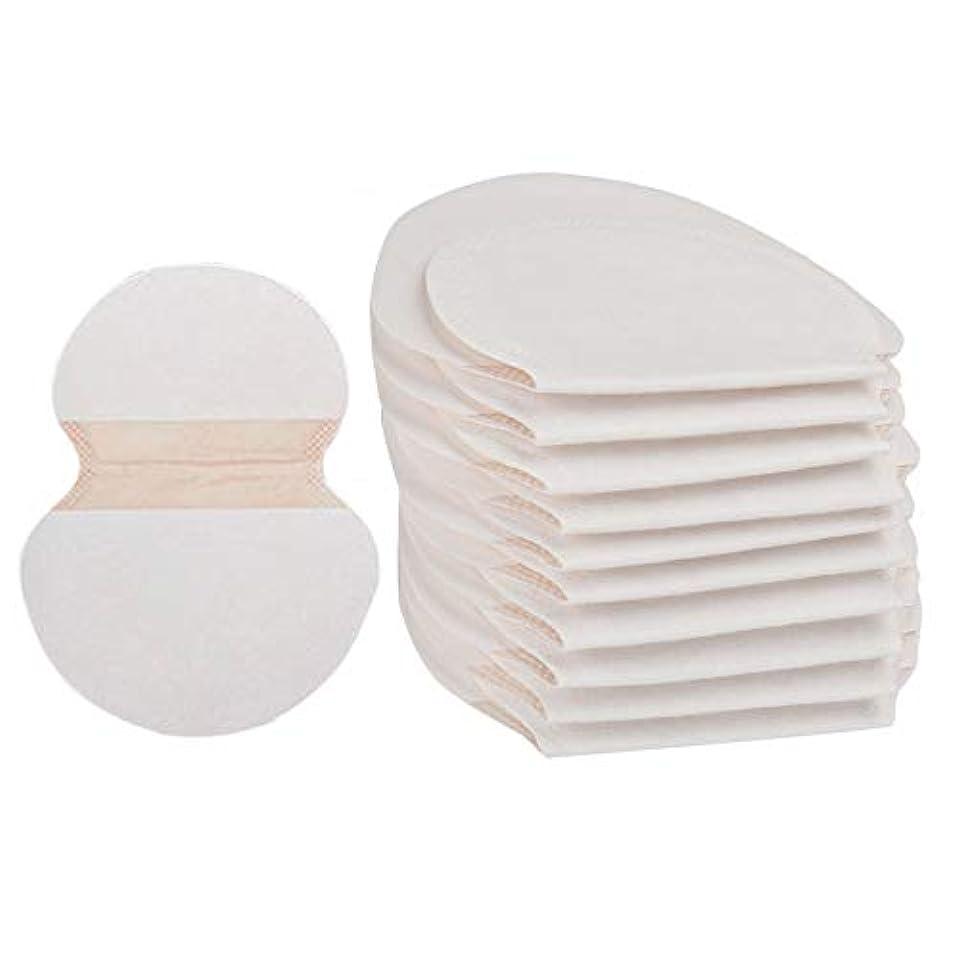 調停者有効な順応性のあるFantasyRe わき汗パッド 汗わきパッド 汗取りパット わき メンズ レディース シャツ ベージュさらさら あせジミ防止 防臭シート 無香料 大きめ 60PC