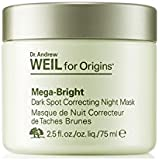 Origins Dr. Andrew Weil For Origins? Mega-Bright Skin Tone Correcting Overnight Mask 75ml (Pack of 6) - 起源アンドルー?ワイル...