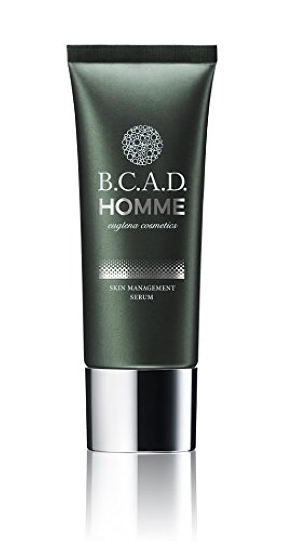 薬を飲む賢明な透過性ビーシーエーディーオム(B.C.A.D.HOMME) スキンマネジメントセラム 40g
