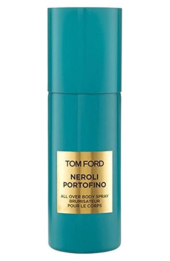 城キャプション楕円形Tom Ford Private Blend 'Neroli Portofino' (トムフォード プライベートブレンド ネロリポートフィーノ) 5.0 oz (150ml) All Over Body Spray (ボディースプレー)