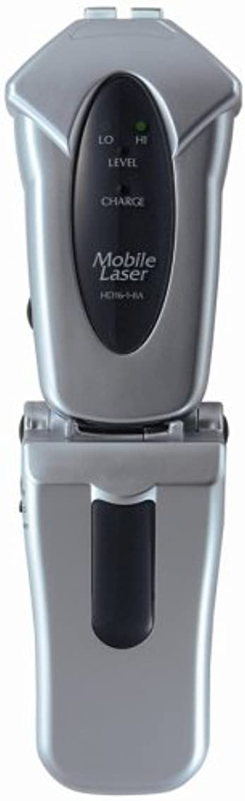 中傷で出来ているダイアクリティカルYA-MAN モバイルレーザー HD1618A