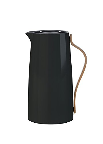 Stelton Emma Vacuum jug Coffee ブラック ステルトン エマ バキュームジャグ コーヒー 1.2L