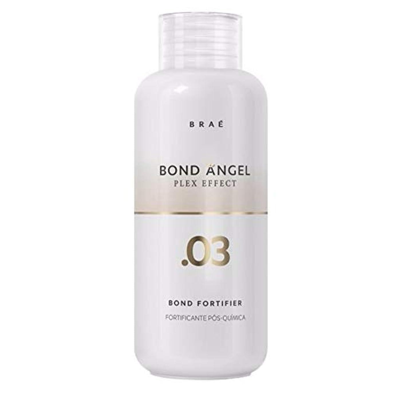 神経複雑な五ボンドエンジェル - ボンドフォーティファイヤー3.38 fl.ozホームケアトリートメント - ヘアボンドの回復プロセスをシールする - 毛髪に最高の美容、光沢、保全性を保証