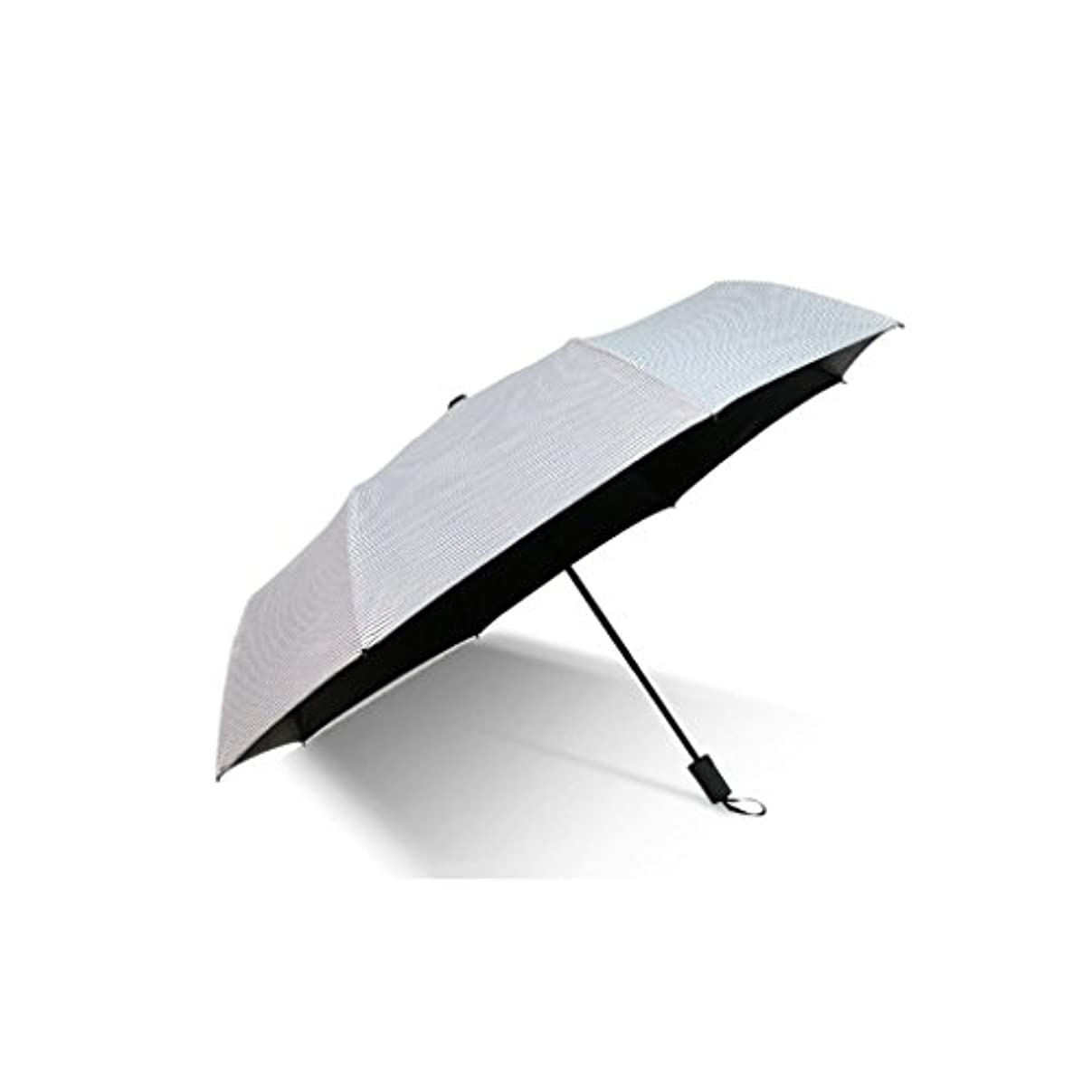 マッシュ謎めいたアカデミー旅行用傘 ストライプ傘日傘折りたたみ傘日陰オープン強雨傘速乾性防風旅行傘コンパクト旅行傘 UVカット