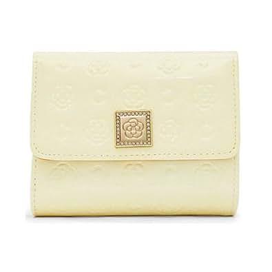 (クレイサス)CLATHAS 二つ折り財布 182262 ベティー 【00】ホワイト