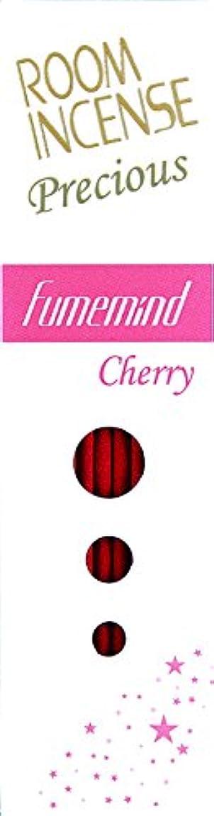 請願者田舎アソシエイト玉初堂のお香 ルームインセンス プレシャス フュームマインド チェリー スティック型 #5504