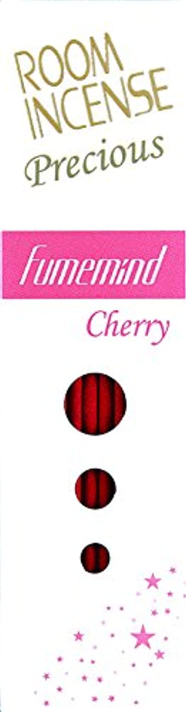 騒々しい二条約玉初堂のお香 ルームインセンス プレシャス フュームマインド チェリー スティック型 #5504