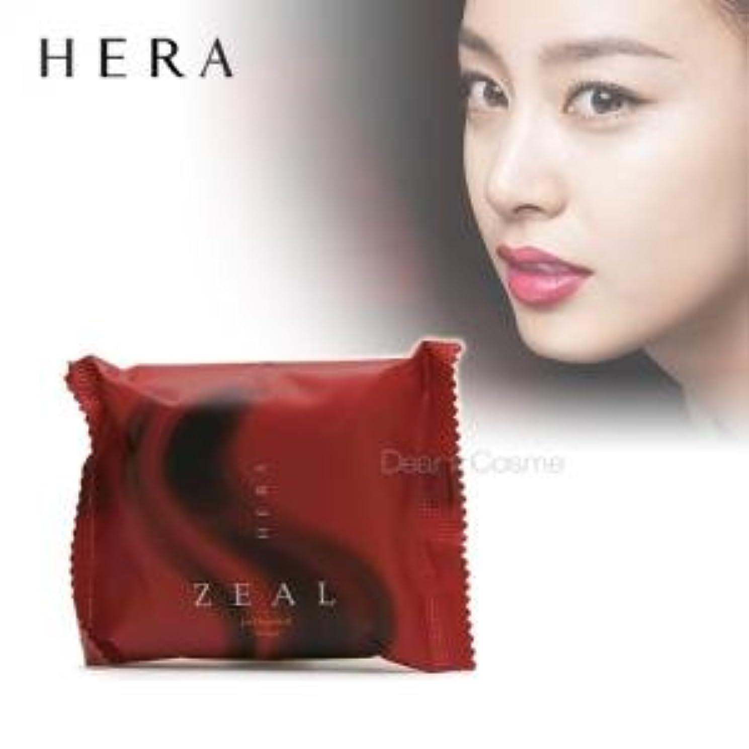 生き物実施する大胆ヘラ5個セットHERA ZEAL 美容石鹸 60gソープ