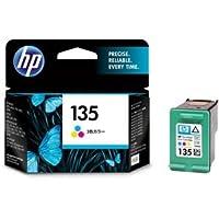 (まとめ) HP135 プリントカートリッジ カラー C8766HJ 1個 〔×3セット〕