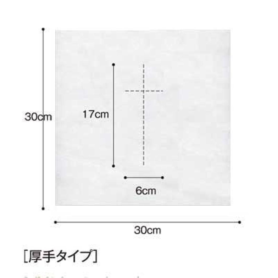 顕現バナナワゴン(ロータス)LOTUS 日本製 ピロカバー DX 十字カット 100枚入 業務用 マッサージ 、エステ 厚みのあるタイプ