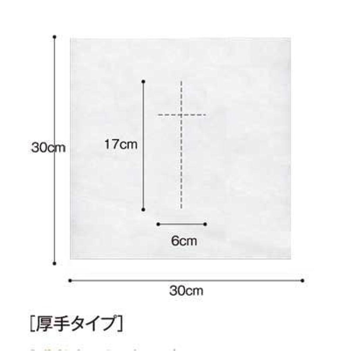 再生的コロニアル脚本(ロータス)LOTUS 日本製 ピロカバー DX 十字カット 100枚入 業務用 マッサージ 、エステ 厚みのあるタイプ