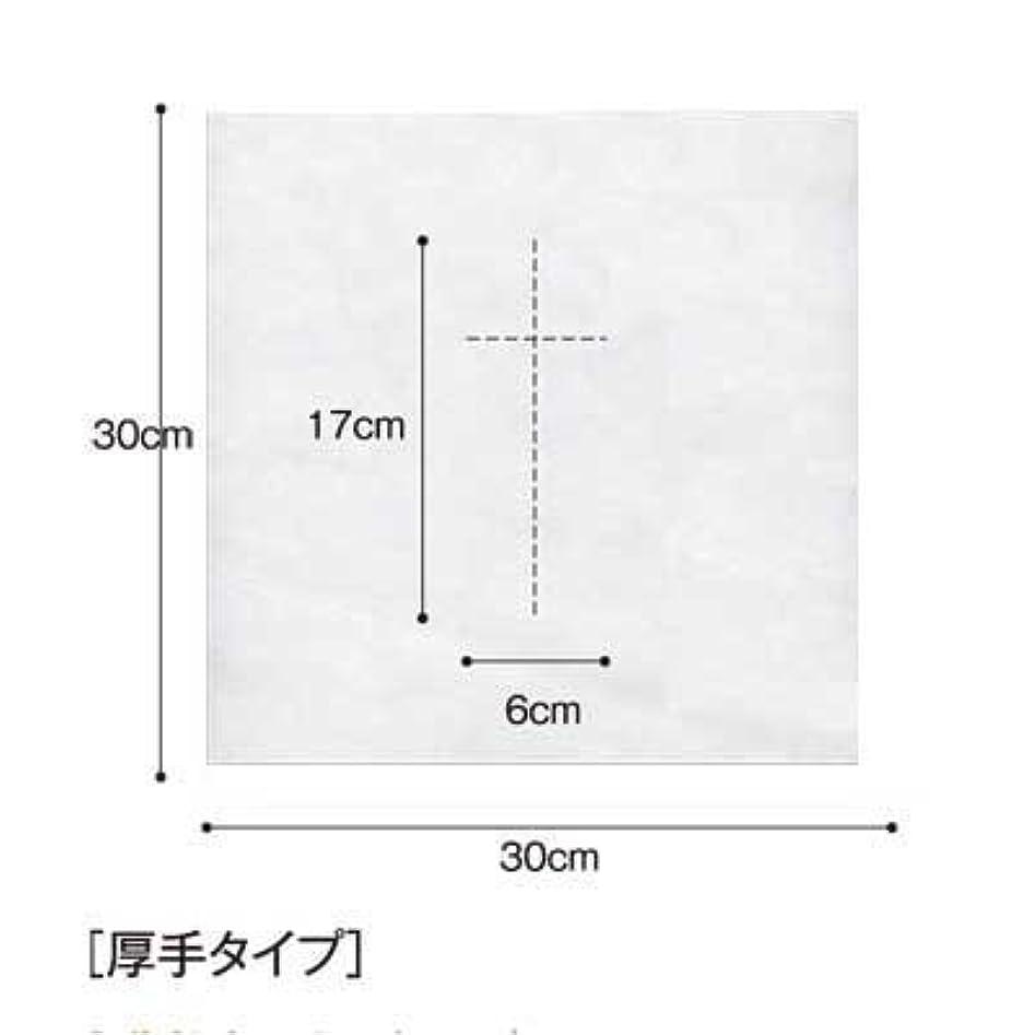 マーティフィールディング地味なスクラップ(ロータス)LOTUS 日本製 ピロカバー DX 十字カット 100枚入 業務用 マッサージ 、エステ 厚みのあるタイプ