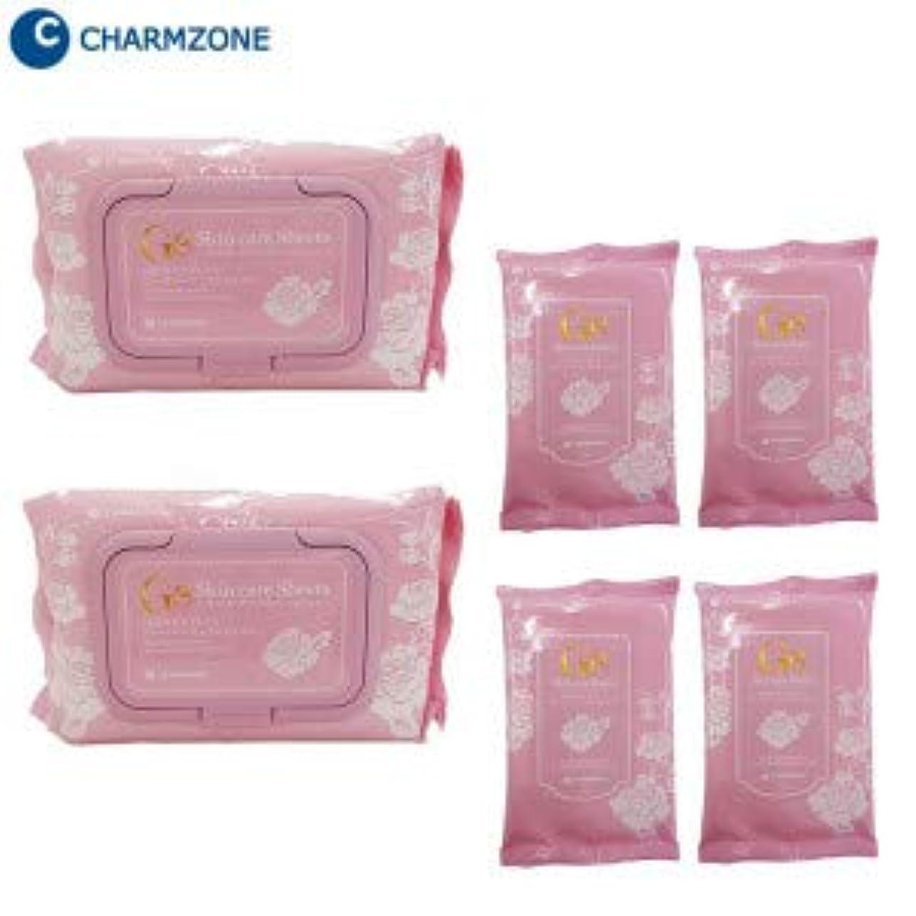 療法小石コード韓国コスメ チャームゾーン Ge スキンケアシート ローズパーフェクトモイスト 160枚(1包60枚×2個、1包10枚×4個)セット RPM160