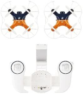 DRONE STARスターターセット/ドローン×プログラミングアプリ「DRONE STAR プログラミング」対応セット/ドローン2台入り
