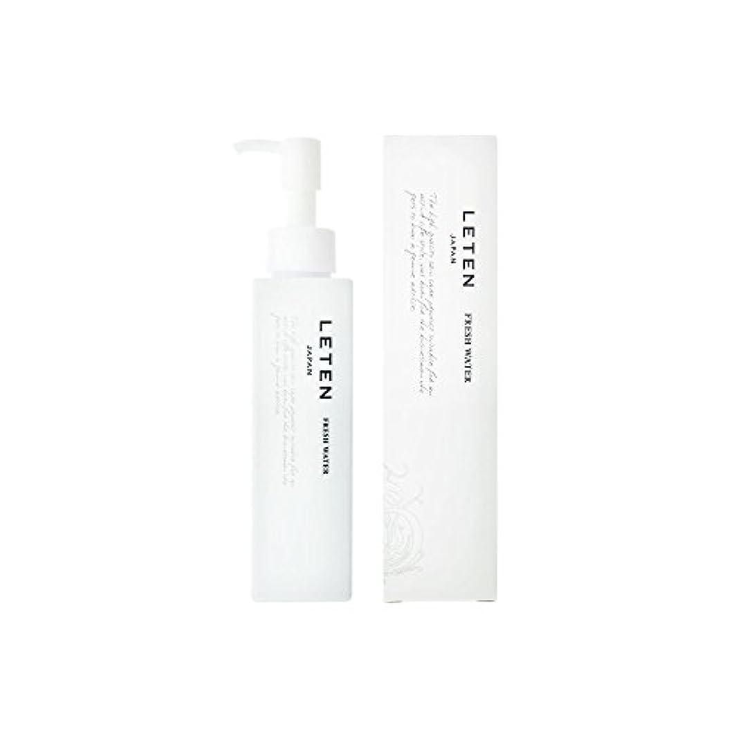 バンジージャンプカバー物理的にレテン (LETEN) フレッシュウォーター 150ml 化粧水 敏感肌