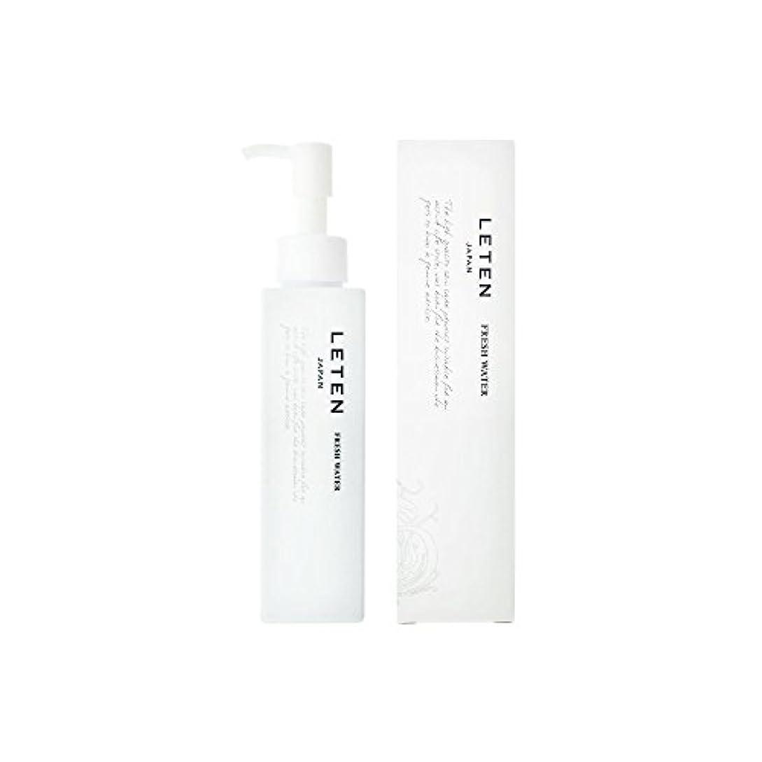 描写メルボルン未払いレテン (LETEN) フレッシュウォーター 150ml 化粧水 敏感肌