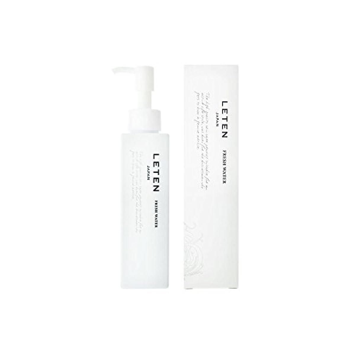 反映するスパン採用レテン (LETEN) フレッシュウォーター 150ml 化粧水 敏感肌